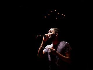 Ian Kamau a Canadian MC & Poet for Kenyan Tour 1st August
