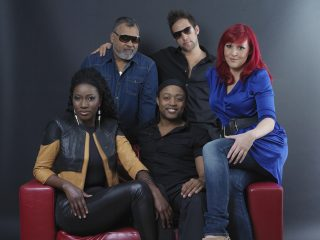 Incognito Jazz Band coming to Nairobi on 16th Dec