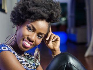 Efya; Ghanaian Soul Singer for Tusker Malt Club 100