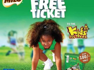 Milo Kids Festival turns to PG Rated Dancing Concert