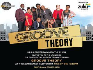 Groove Theory, A Musical Drama Comedy