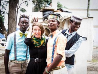 H_Art the Band, the fusion of Kenyan Spoken Word Poetry and Music