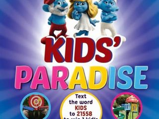 Kids Paradise Smurfs Edition 8th June at the Carnivore
