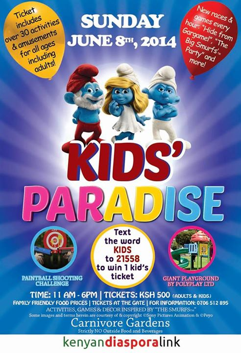 Kids Paradise June Edition