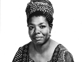 My tribute to Maya Angelou for the Inspiration to be Kenyan Poet