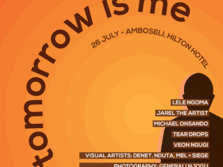 #Tomorrowisme A Poetry, Music and Art Extravaganza