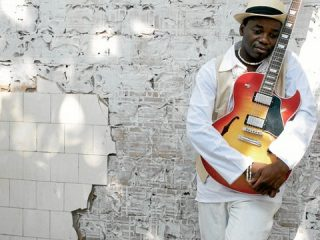 Jimmy Dludlu for the Next Safaricom Jazz evening in December
