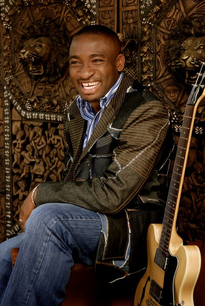 Nigerian born Jazz Guitarist & Musician Kunle Ayo
