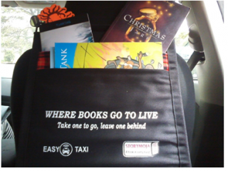 Easy Taxi, Story Moja & Kwani Trust start 'Where books go to live' campaign