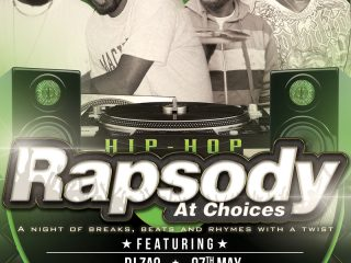 The Nairobi Hip Hop Rapsody is reaching for the stars