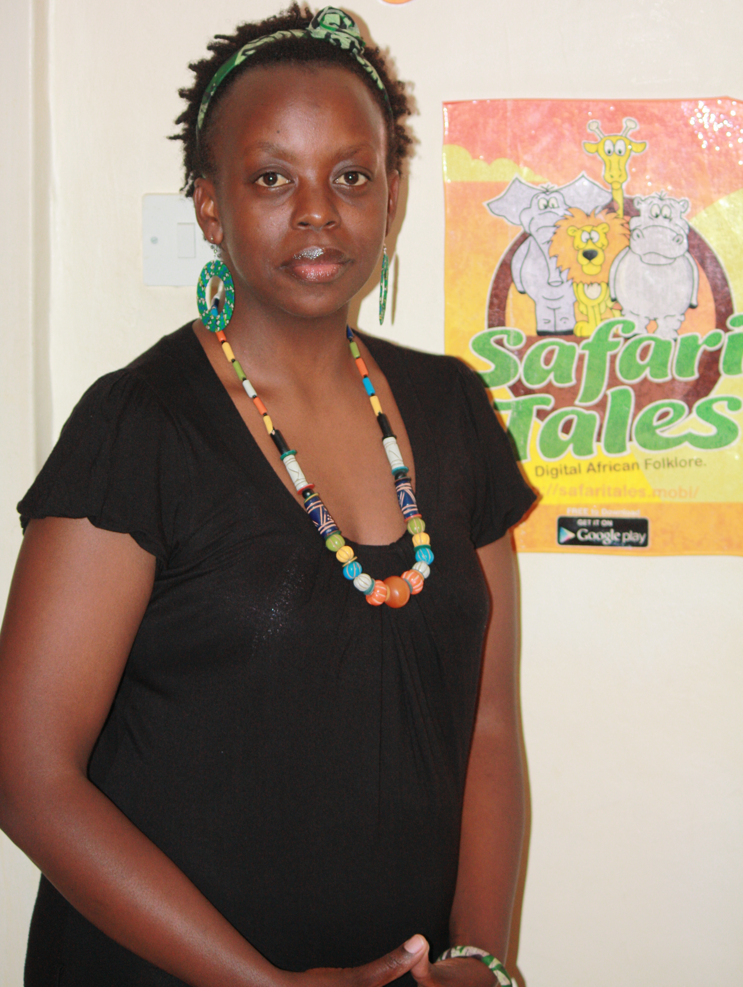 From a Poet to a Female Entrepreneur, pursuing preservation of African Heritage