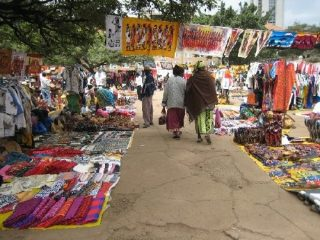 How to become a Maasai Market Trader
