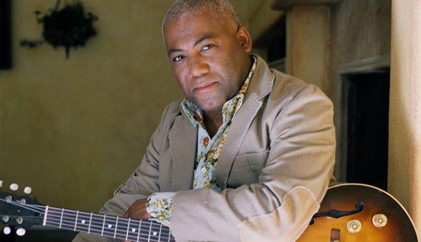 Jazz Guitarist Jonathan Butler