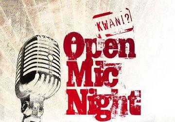 Kwani open mic