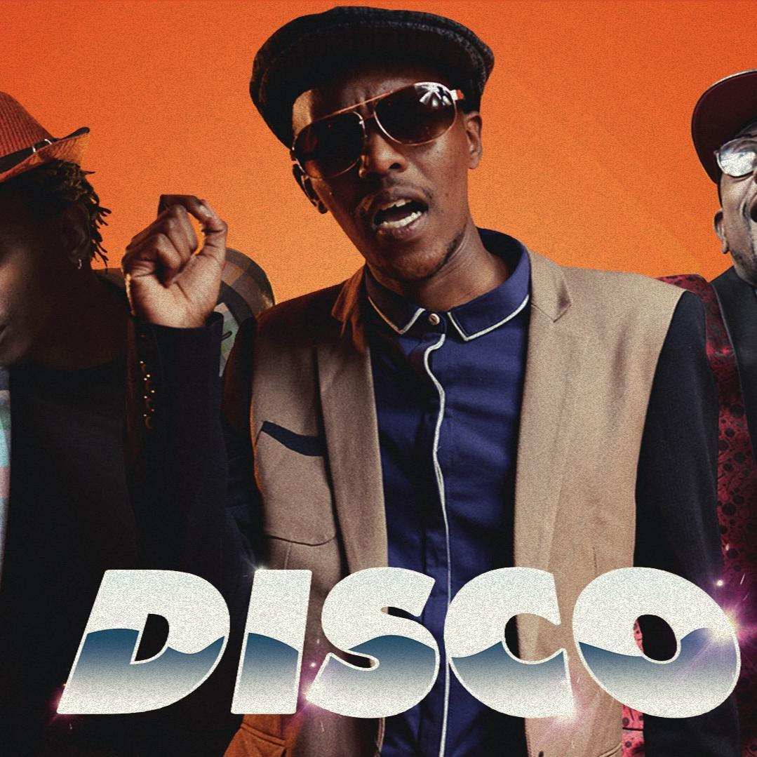 Patoh Njuguna of the hit single Disco in which he collaborates with Eric Wainaina and Frasha