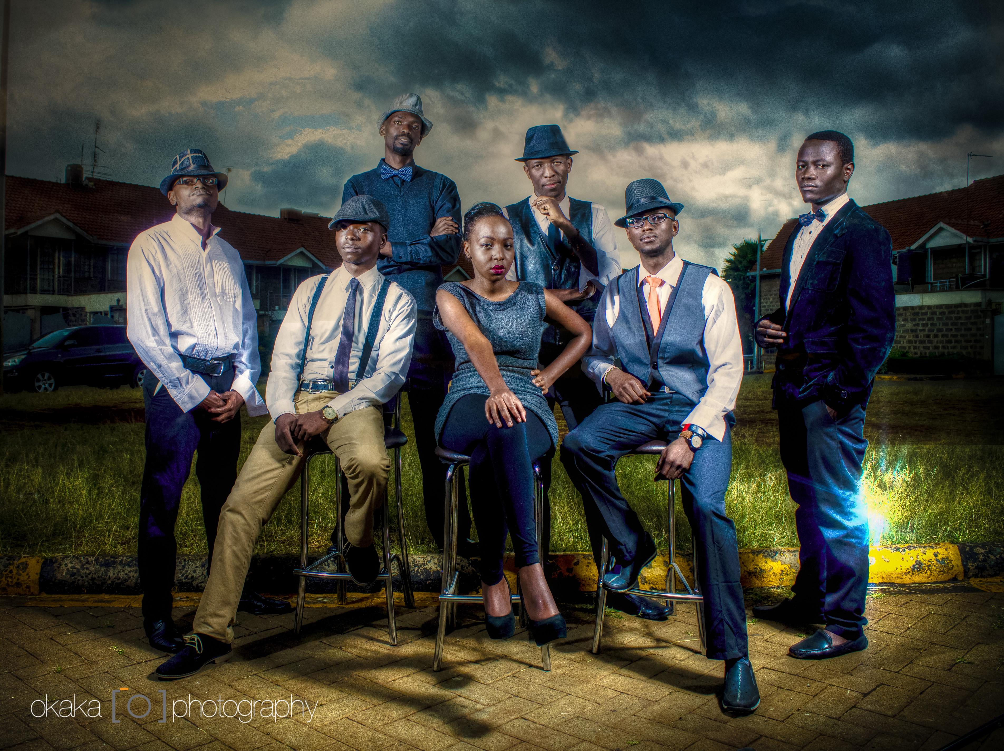 Lele Ngoma - A Kenyan Eclectic Afro Soul Band