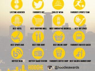 The Hoodie Awards Awards celebrating the Nairobi Lifestyle unveiled