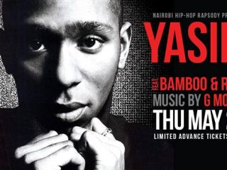 Yasiin Bey the artist formerly know as Mos Def coming to Kenya for a Hip Hop concert
