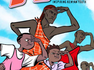 Ink & Pixels – An Exhibition of The Wild And Wondrous Tale Of Kenyan Comics