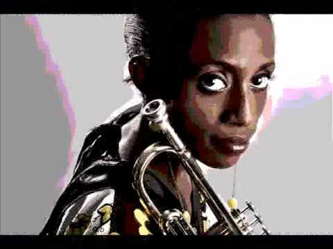 Trumpeter Christine Kamau is the only lady Jazz musician in Kenya in a male dominated scene