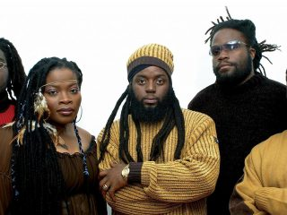Reggae band Morgan Heritage for Kenya Concert on 3rd October
