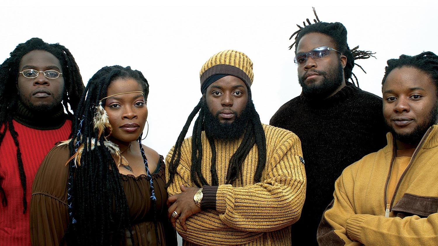 The Reggae band  Morgan Heritage  made up of 5 siblings will be in Kenya for a concert on 3rd October