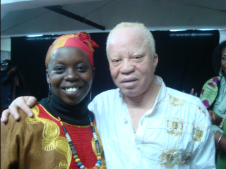 Is Salif Keita the best choice for the August Safaricom Jazz Festival Concert?