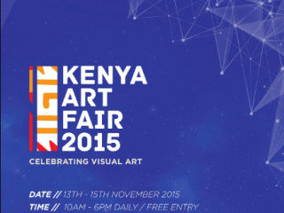Kenya Art Fair returns for the 2nd Year from 13th – 15th Nov, Sarit Center