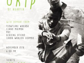 Losing Grip, A Kenyan Spoken Word production on 19th Nov at Goethe Institut