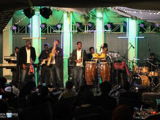 The Electrifying Safaricom Jazz Experience