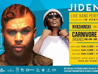 Win tickets to the 3rd FOMO party with Jidenna & Nyashinski