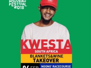 Win a festival ticket to the Africa Nouveau Festival