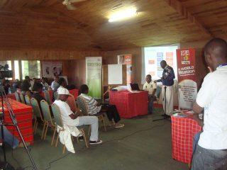 Day 1: Word Camp Kenya 2011