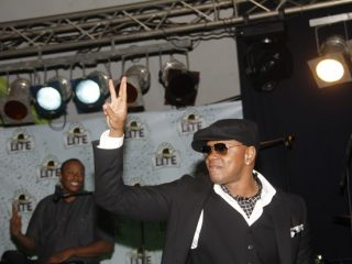 The Tusker Lite Experience with Donell Jones