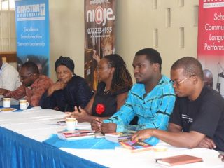 Authors Buffet grows into Creatives Academy in partnership with Daystar University