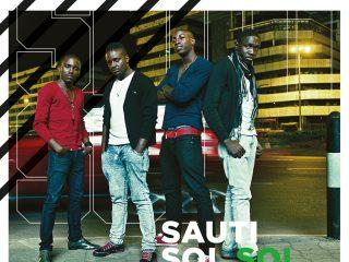 KenyanPoet Podcast: 3rd show feat Sauti Sol and Poet Teardrops