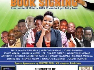 The Authors' Buffet – Come mingle with your favourite Kenyan author