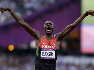 Fyatu fya Rudisha, King David puts a Shine with Kenyans on Social Media