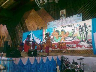 Kenyatta University's Culture Week 2010; Cultural Diversity for Unity 24th – 31st Oct